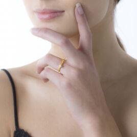 Bague Solitaire Shannel Or Jaune Diamant - Bagues solitaires Femme | Histoire d'Or