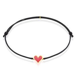 Bracelet Neline Or Jaune - Bracelets Coeur Femme | Histoire d'Or