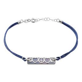 Bracelet Or Blanc - Bracelets Coeur Femme | Histoire d'Or