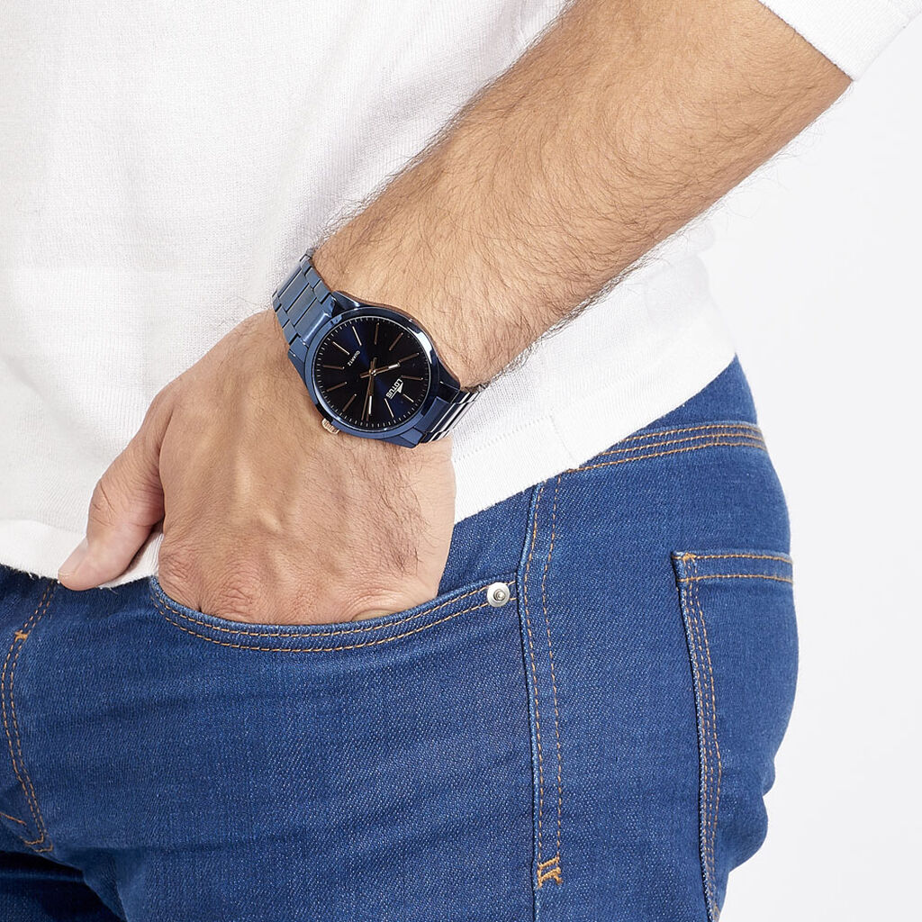 Montre Lotus Smart Casual Bleu