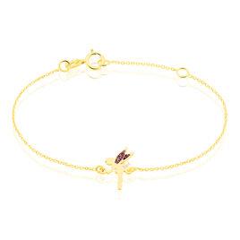Bracelet Feelia Or Jaune - Bracelets Naissance Enfant | Histoire d'Or