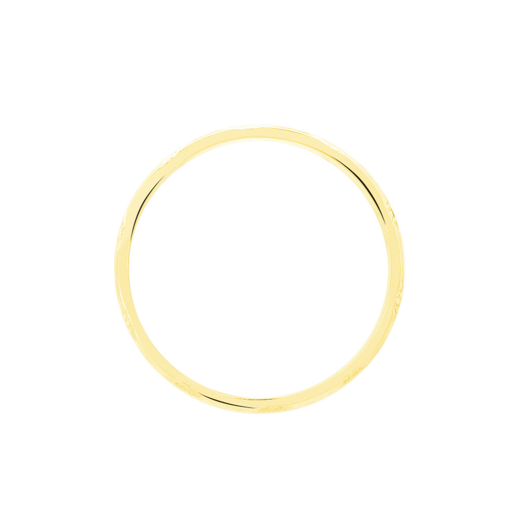 Alliance Or Bicolore Collection Clotilde 3mm - Alliances Unisexe | Histoire d'Or