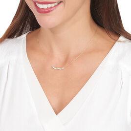 Collier Vincenzina Or Jaune Diamant - Bijoux Femme | Histoire d'Or