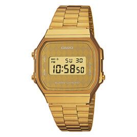 Montre Casio Collection A168wg-9bwef - Montres sport Unisexe | Histoire d'Or