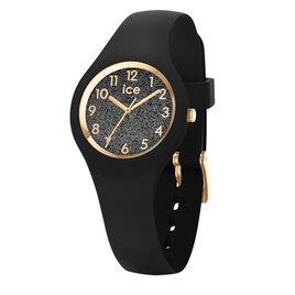 Montre Ice Watch Glitter Noir - Montres classiques Unisexe | Histoire d'Or