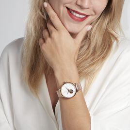 Montre Pierre Lannier Eolia Blanc - Montres Femme   Histoire d'Or