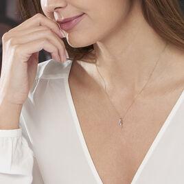 Collier Ester Or Jaune Diamant - Bijoux Femme | Histoire d'Or