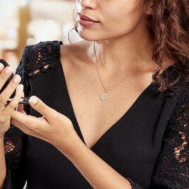 Collier Blanka Plaque Or Jaune - Colliers fantaisie Femme | Histoire d'Or