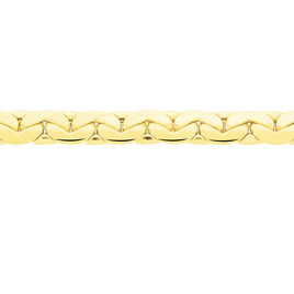 Chaine Or Jaune Maille Haricot - Chaines Femme | Histoire d'Or