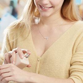 Collier Laetizia Constellation Argent Blanc Oxyde De Zirconium - Colliers Etoile Femme | Histoire d'Or