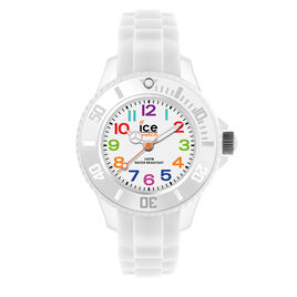 Montre Ice Watch Mini Blanc - Montres sport Enfant | Histoire d'Or