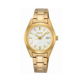 Montre Seiko Classique Blanc - Montres Femme | Histoire d'Or