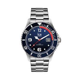 Montre Ice Watch Steel Noir - Montres classiques Homme | Histoire d'Or