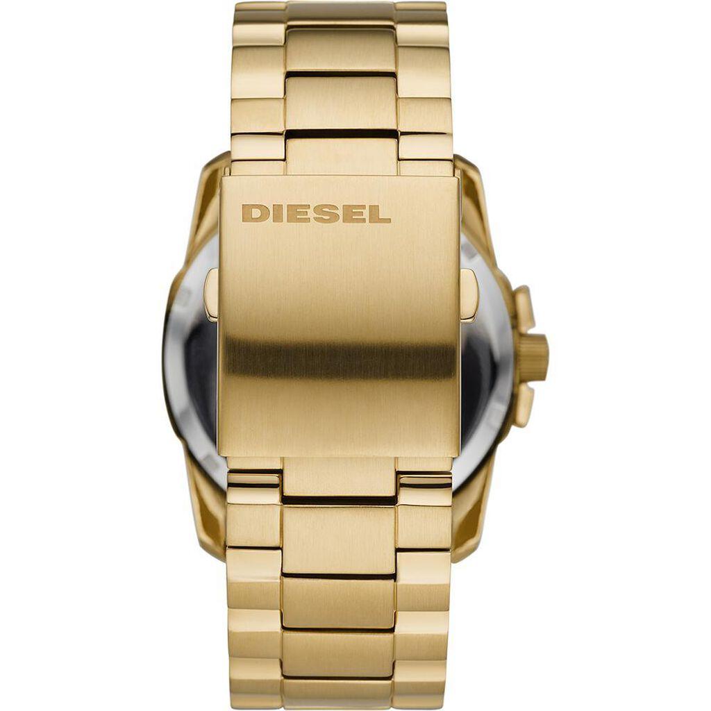 Montre Diesel Master Chief Dore - Montres Homme   Histoire d'Or