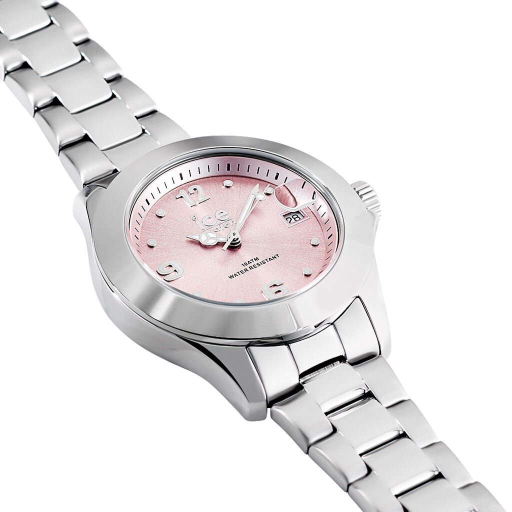 Montre Ice Watch Steel Classic Rose - Montres Femme   Histoire d'Or