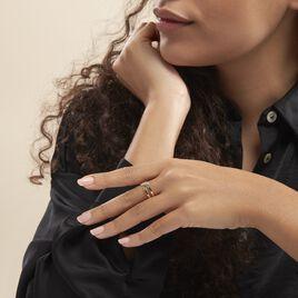 Bague Ramona Or Jaune Diamant - Bagues avec pierre Femme | Histoire d'Or