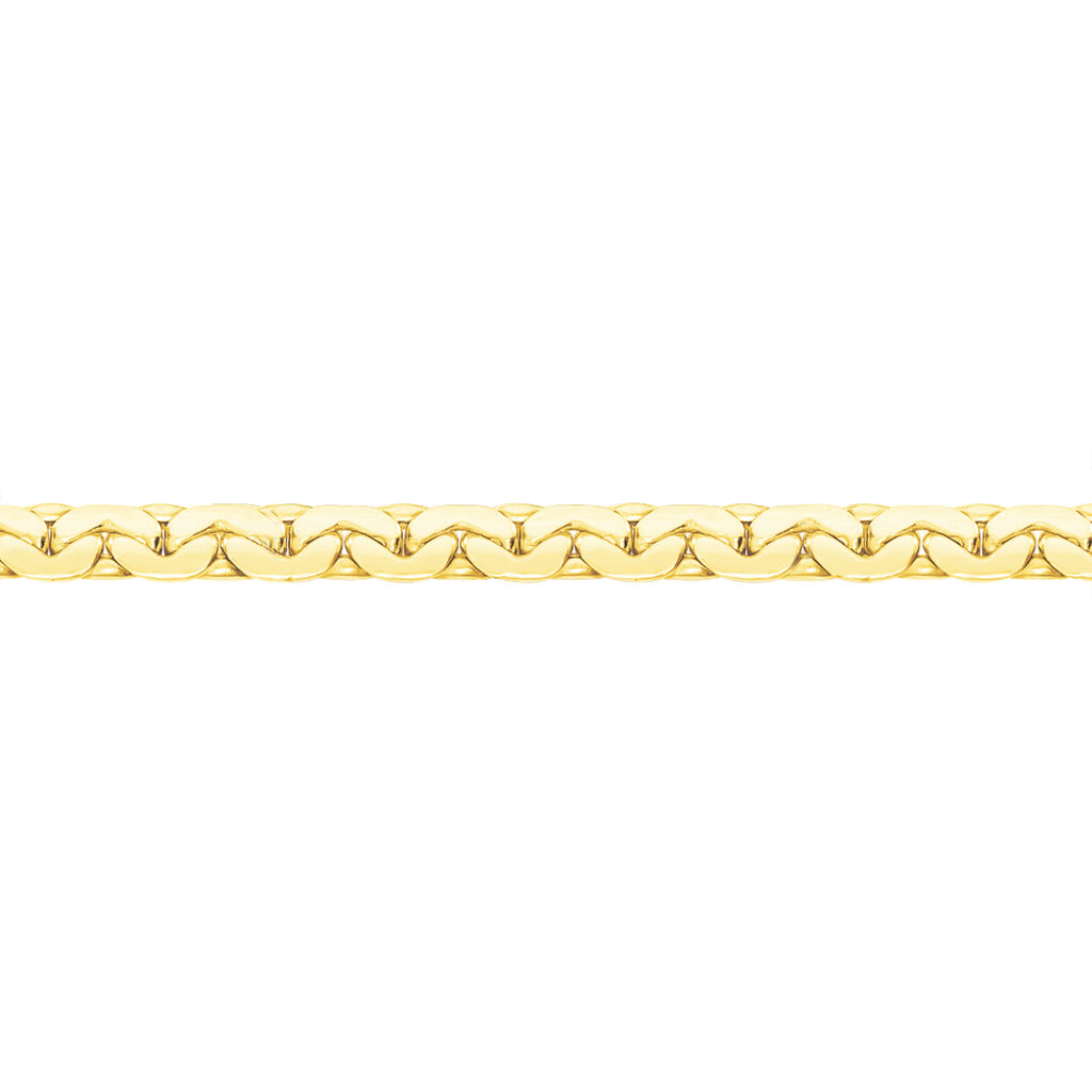 Collier Ivy Maille Haricot Or Jaune - Chaines Femme | Histoire d'Or