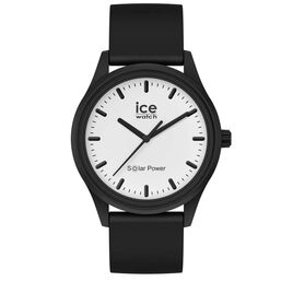 Montre Ice Watch Solar Power Blanc - Montres Famille   Histoire d'Or