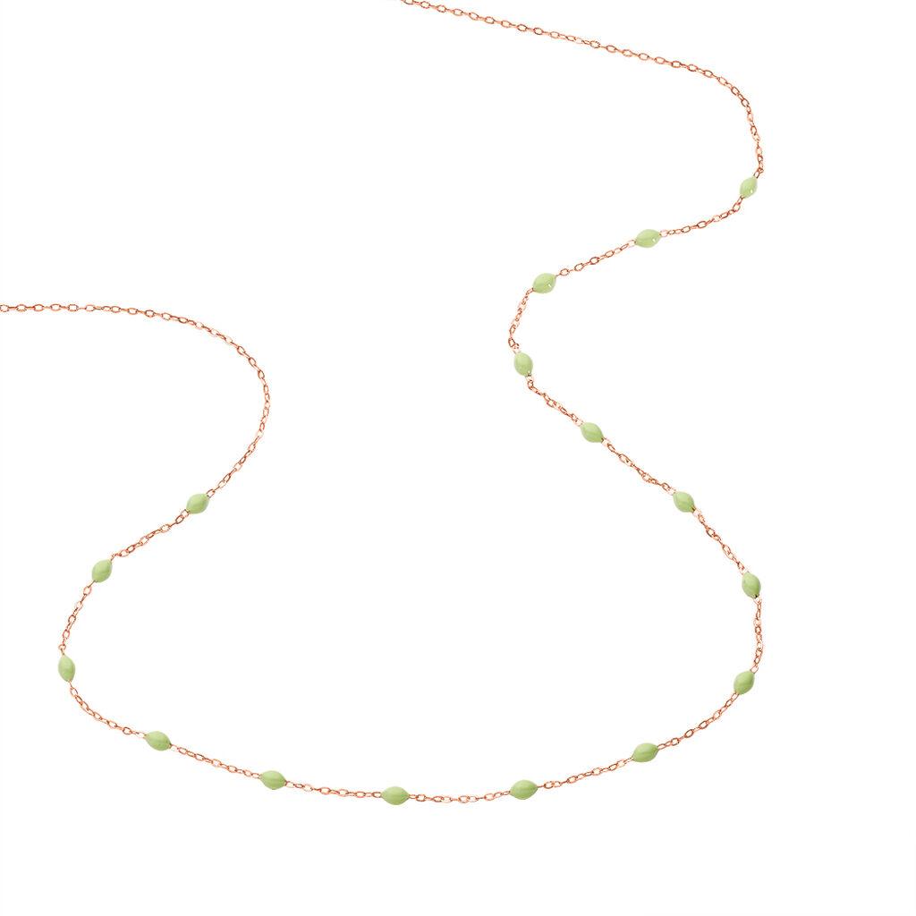 Collier Lilli Or Rose - Bijoux Femme | Histoire d'Or