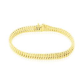 Bracelet Anoa Or Jaune - Bracelets chaîne Femme | Histoire d'Or