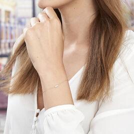Bracelet Celtina Or Jaune - Bijoux Femme   Histoire d'Or