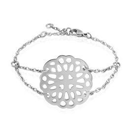 Bracelet Alaya Acier Blanc - Bracelets fantaisie Femme | Histoire d'Or