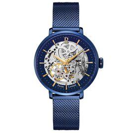 Montre Pierre Lannier Automatic Bleu - Montres Femme   Histoire d'Or