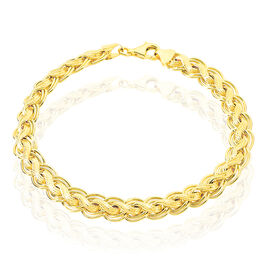 Bracelet Liway Or Jaune - Bracelets chaîne Femme | Histoire d'Or