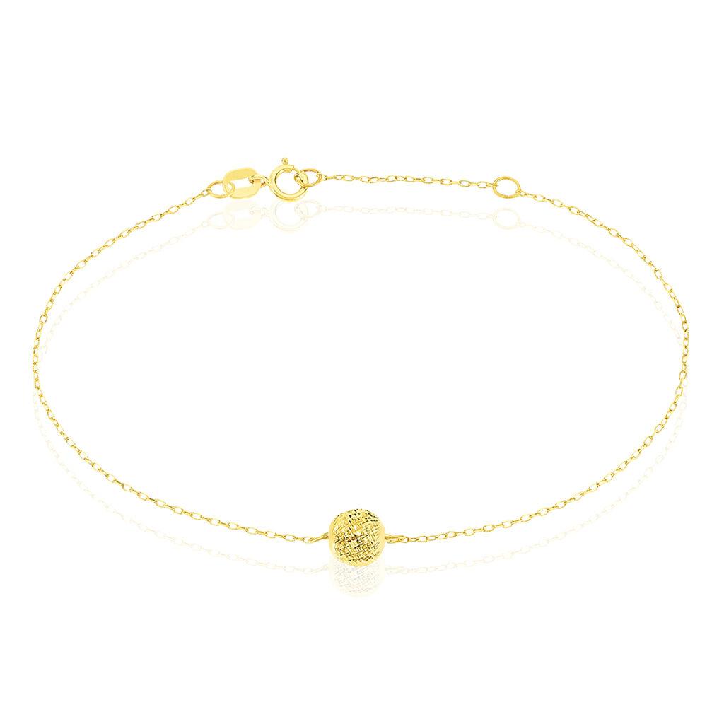 Bracelet Tery Or Jaune - Bijoux Femme | Histoire d'Or