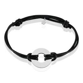 Bracelet Maria-celeste Argent Blanc - Bracelets cordon Femme | Histoire d'Or
