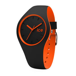Montre Ice Watch Duo Noir - Montres sport Unisexe | Histoire d'Or