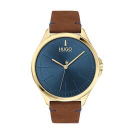 Montre Hugo Smash Bleu - Montres Homme | Histoire d'Or