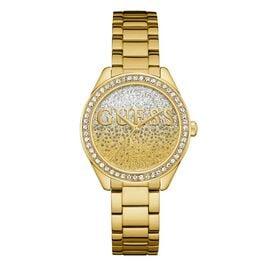 Montre Guess Glitter Champagne - Montres Femme   Histoire d'Or