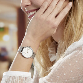 Montre Lacoste Moon Argent - Montres tendances Femme | Histoire d'Or