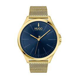 Montre Hugo Smash Bleu - Montres Homme   Histoire d'Or