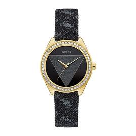Montre Guess Tri Glitz Noir - Montres tendances Femme | Histoire d'Or