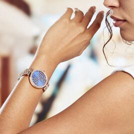 Montre Celestyn Bleu - Montres tendances Femme   Histoire d'Or