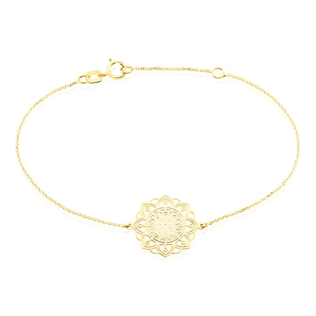 Bracelet Jovita Or Jaune - Bijoux Femme | Histoire d'Or