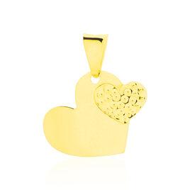 Pendentif Klelia Or Jaune - Pendentifs Coeur Femme | Histoire d'Or