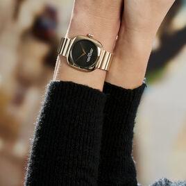 Montre Marc Jacobs Adalia Noir - Montres tendances Femme | Histoire d'Or
