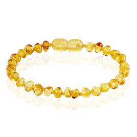 Bracelet Deb Ambre - Bracelets Naissance Enfant   Histoire d'Or