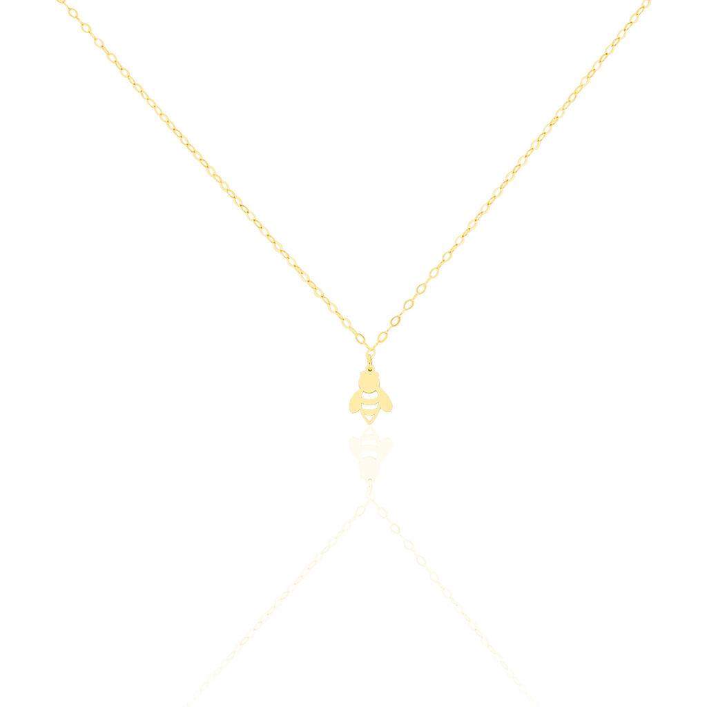 Collier Elfida Or Jaune - Bijoux Femme | Histoire d'Or
