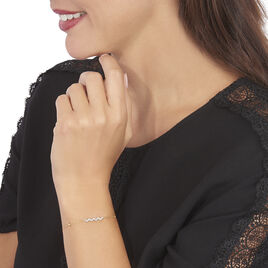 Bracelet Galla Or Jaune - Bijoux Femme | Histoire d'Or