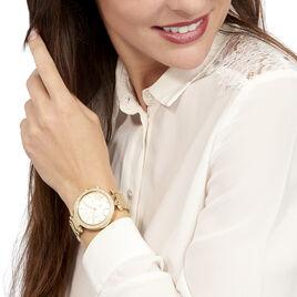 Montre Michael Kors Sofie Champagne - Montres tendances Femme | Histoire d'Or