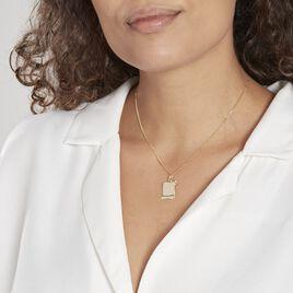 Pendentif Sirona Or Jaune - Pendentifs Femme   Histoire d'Or