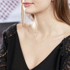 Collier Eleonora Or Jaune - Bijoux Femme | Histoire d'Or