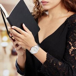 Montre Armani Exchange Lady Hampton Argent - Montres Femme   Histoire d'Or