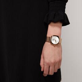 Montre Marc Jacobs Adalia Argent - Montres tendances Femme   Histoire d'Or