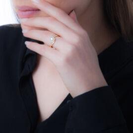 Bague Or Perle De Culture - Bagues solitaires Femme | Histoire d'Or