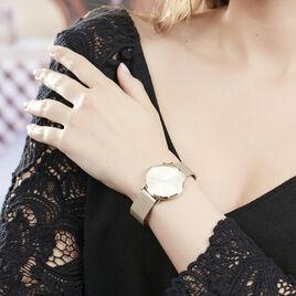 Montre Lacoste Moon Jaune - Montres classiques Femme | Histoire d'Or